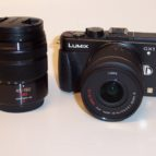 Panasonic GX 1 Twin lens kit