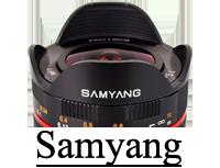 Samyang lens minni
