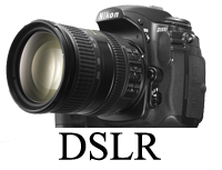 dslr litil