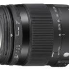 Sigma 18-200mm f 3,5-6,3  DC OS HSM C fyrir Nikon
