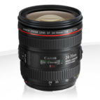 Canon EF 24-70mm f 4 L IS USM