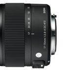 Sigma 17-70mm f 2,8-4 DC Macro OS HSM C fyrir Canon