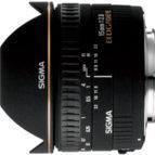 Sigma 15mm f 2,8 EX DG fisheye f. Nikon