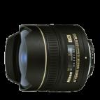 AF-S DX Fisheye Nikkor 10.5mm f 2,8 G ED