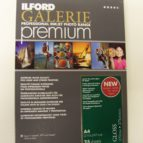 Ilford Gloss A 4