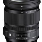 Sigma 24-105 mm f 4 DG OS HSM Art  f. Canon