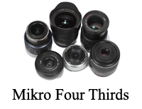 mikro four thirds minni