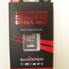 Sharpen 64 GB SD kort