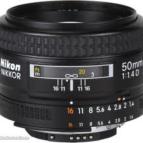 AF Nikkor 50mm f 1,4 D