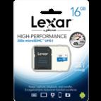 Lexar 16 GB Micro SD kort