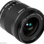 Canon EF-S 10-18mm f 4,5-5,6 IS STM