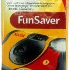 Kodak einnota myndavél