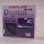 Marumi polarizer filter 46 mm