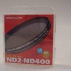 Marumi Variable ND2-ND 400 58mm