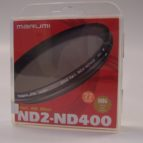 Marumi Variable ND2-ND400 77mm