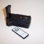 Braun PB-D3100 rafhlöðugrip fyrir Nikon