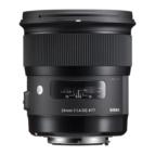 Sigma 24mm f 1,4 DG HSM  A fyrir Canon EOS.