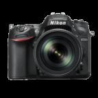 Nikon D 7200 m/ 18-105