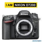 Nikon D 7200 hús