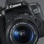 Canon EOS 750D m/18-55mm STM