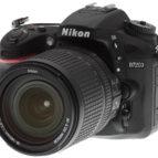 Nikon D 7200 m/18-140