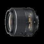 AF-S Nikkor DX 18-55mm f 3,5-5,6G VR II