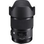 Sigma 20mm f 1,4 DG HSM Art fyrir Sony E