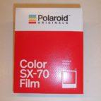 Polaroid SX 70  litfilma