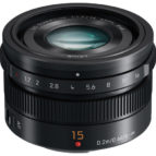 Panasonic Leica DG Summilux 15mm f 1,7 ASPH