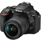 Nikon D 5600 m/18-55mm AF-P