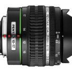 Pentax DA fish-eye 10-17mm f 3,5-4,5 ED