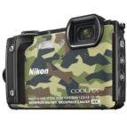 Nikon Coolpix W 300 í felulitum