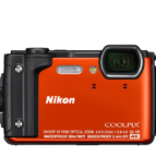 Nikon Coolpix W 300 orange