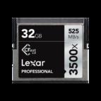 Lexar Professional CF Fast 32 GB