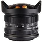7Artisans 7,5 mm f 2,8 fyrir Fuji FX
