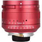 "7Artisans 50mm f 1,1  fyrir Leica M    ""Limited"""