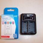 JJC USB hleðslutæki fyrir Canon LP-E6