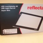 Reflecta LED light pad A5