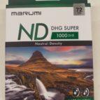 Marumi ND 1000 72mm