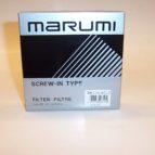 Marumi polarizer filter 86 mm