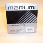 Marumi polarizer filter 105 mm