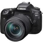 Canon EOS 90D m/18-135