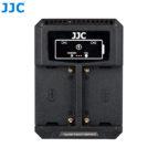 JJC hleðslutæki fyrir Sony NP-F550